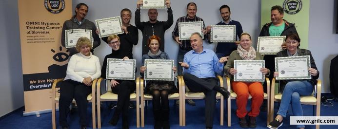 Mednarodna šola hipnoze in hipnoterapije Slovenija | Božidar Grilc